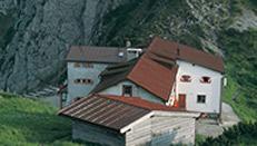 Stripsenjochhaus Wanderung