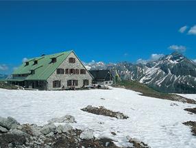 Mindelheimer Huette Klettersteig
