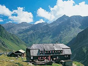 Westfalenhaus Stubaier Alpen