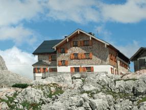 Ingolstaedter Haus Steinernen Meer