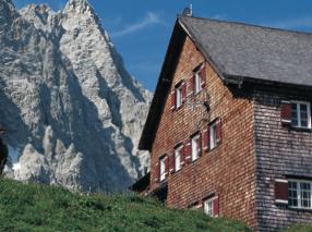Falkenhuette Karwendel