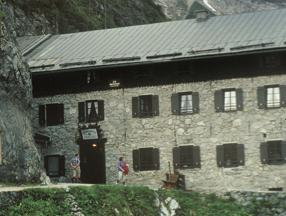 Karwendelhaus Karwendelgebirge