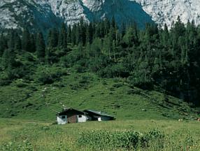 Wettersteinalm Karwendel