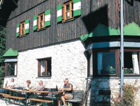 Saeulinghaus Ammergauer Alpen