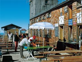 Muenchner Haus Zugspitze